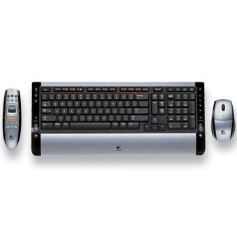 Logitech Cordless Desktop S 510 with remote image