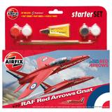 Airfix Red Arrows Gnat Starter Set 1/72 Model Kit