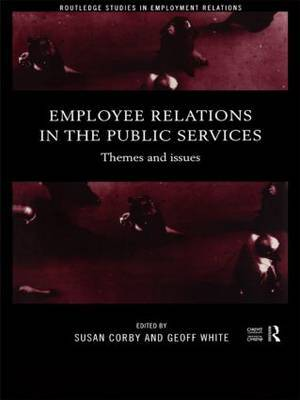 Employee Relations in the Public Services