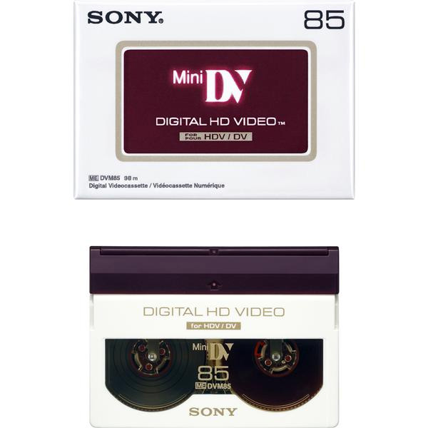 Sony DVM85HD Tape for HDRFX7E Handycam image