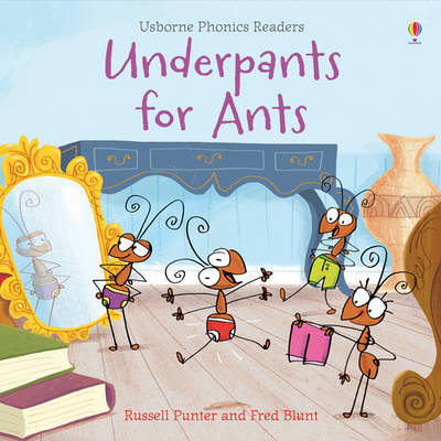 Underpants for Ants by Russell Punter