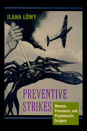 Preventive Strikes by Ilana Lowy image