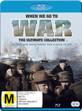 When We Go To War - Ultimate Collection (Anzac Edition) on Blu-ray