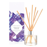 Linden Leaves Crystal Crush Diffuser - Amethyst