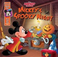 Mickey & Friends Mickey's Spooky Night by Disney Book Group