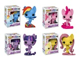 My Little Pony (Movie) - Pop! Vinyl Bundle (with chances for Chase versions!)
