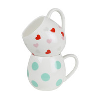 Robert Gordon: Mini Hug Me Mugs (Dots) image