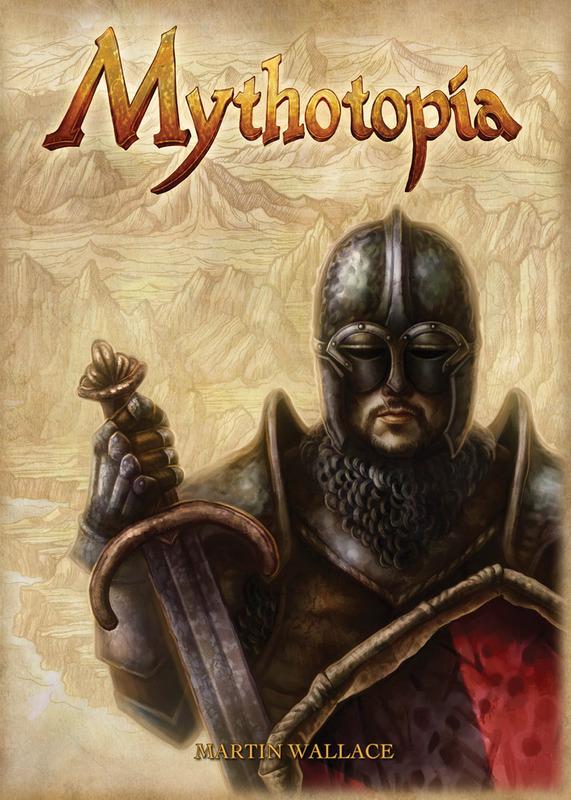 Mythotopia - Board Game
