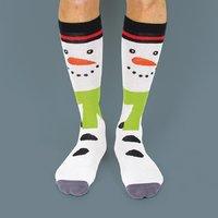 Festive Socks - Snowman