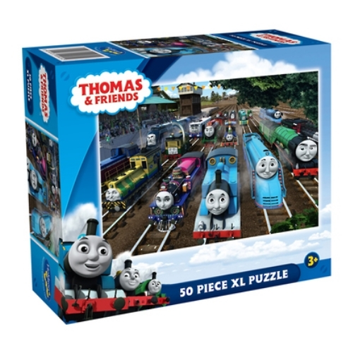 Holdson: Thomas & Friends - The Great Railway Show - 50 XL Piece Puzzle image