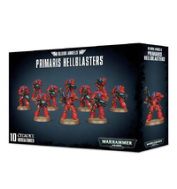 Warhammer 40,000: Blood Angels Primaris Hellblasters