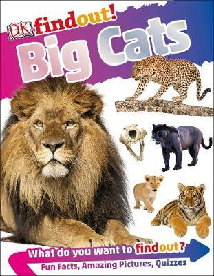 DKfindout! Big Cats by DK
