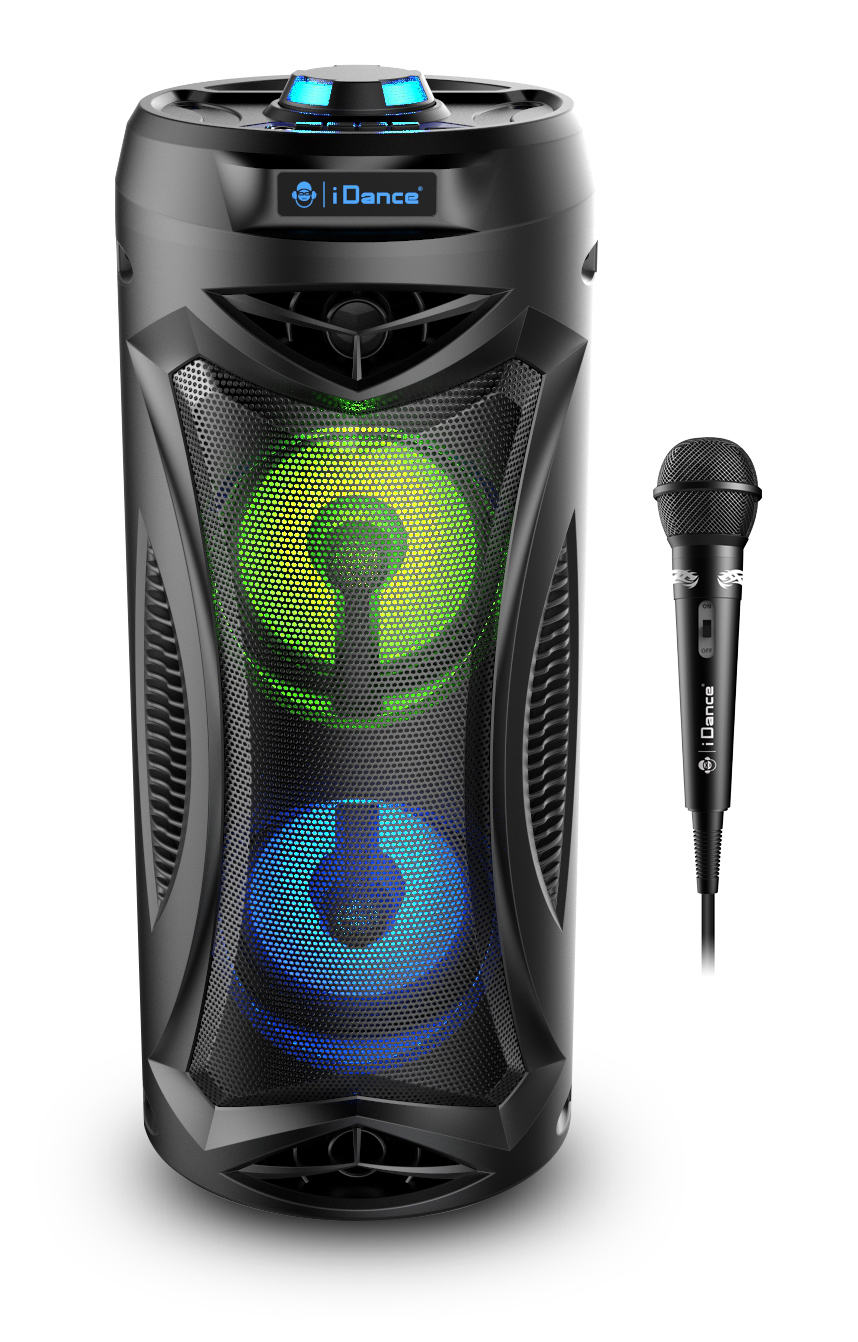 iDance: Bluetooth Rechargeable Portable Speaker image