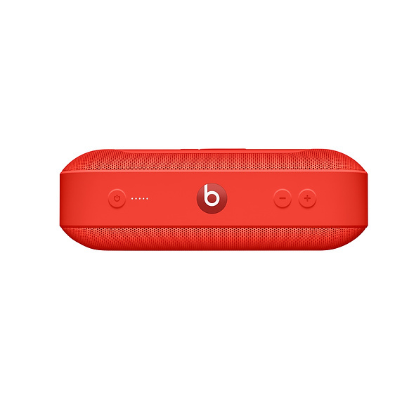 Beats Pill+ Portable Speaker - Red
