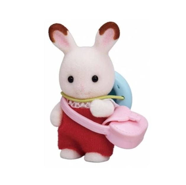 Sylvanian Families: Chocolate Rabbit Baby (5405)