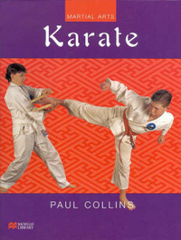 Karate (Martial Arts) by Collins image