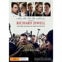 Richard Jewell on DVD image