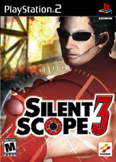 Silent Scope 3 for PS2