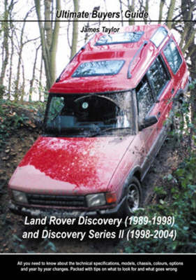 Land Rover Discovery by James Taylor image