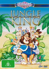 Enchanted Tales - Vol. 6: Jungle King on DVD