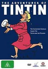Adventures Of Tintin - Vol 6 on DVD