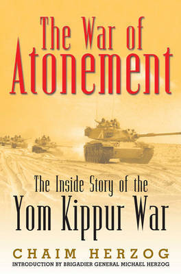 War of Atonement by Chaim Herzog