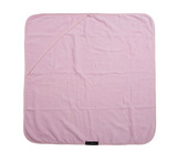 Mum 2 Mum Hooded Towel - Baby Pink