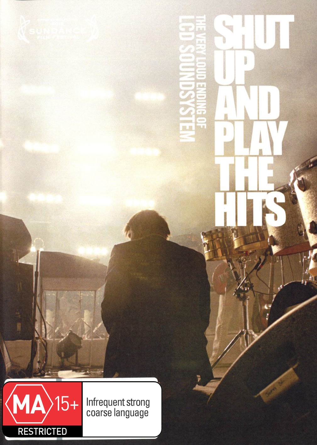 Shut Up and Play The Hits on DVD image