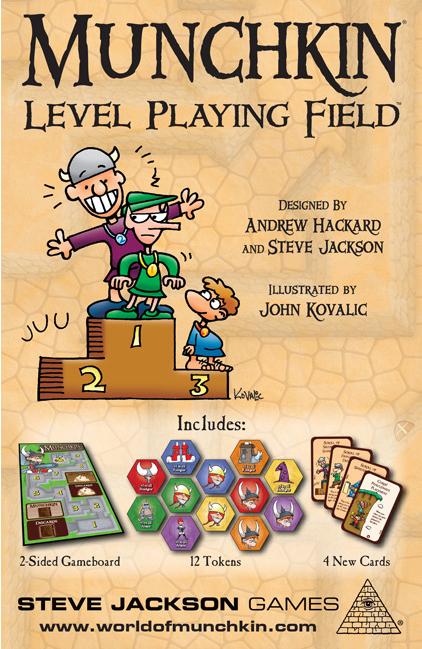 Munchkin - Level Playing Field