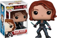 Avengers 2 Black Widow Pop! Vinyl