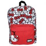 Loungefly Hello Kitty Nerd Polka Backpack