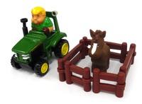 John Deere: Tractor Fun Playset image