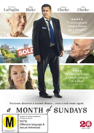 A Month Of Sundays on DVD