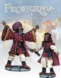 Frostgrave - Summoner & Apprentice