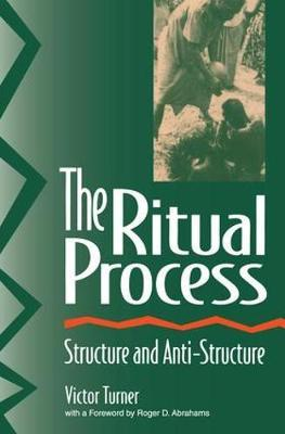 The Ritual Process by Victor Turner image