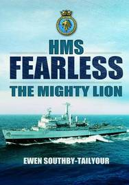 HMS Fearless by Ewen Southby-Tailyour
