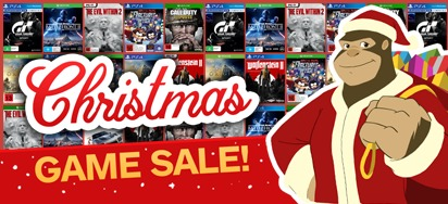 Christmas Gaming Sale