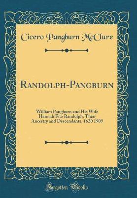 Randolph-Pangburn by Cicero Pangburn McClure