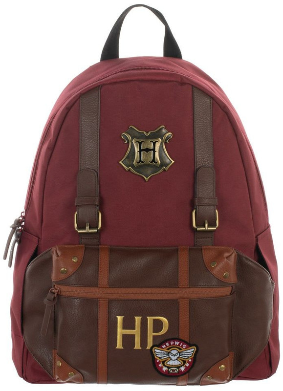 Harry Potter: Backpack With Removable Fanny Pack Trunk