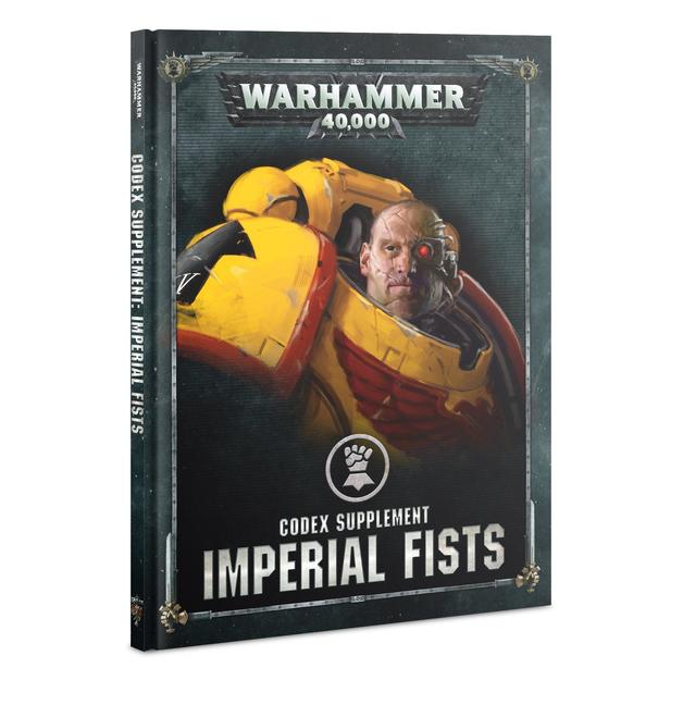 Warhammer 40,000 Codex Supplement: Imperial Fists