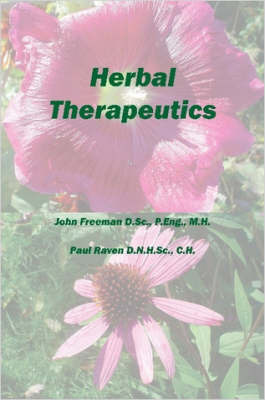 Herbal Therapeutics by Paul Raven image