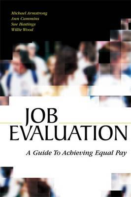 Job Evaluation: A Guide to Achieving Equal Pay by Michael Armstrong image