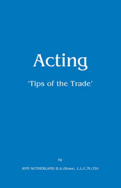 Acting by Ann Sutherland image