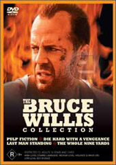 Bruce Willis Collection on DVD