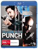 Welcome to the Punch on Blu-ray