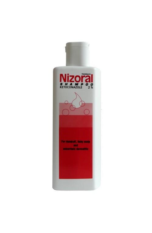 Nizoral Shampoo 2% Red (100ml)