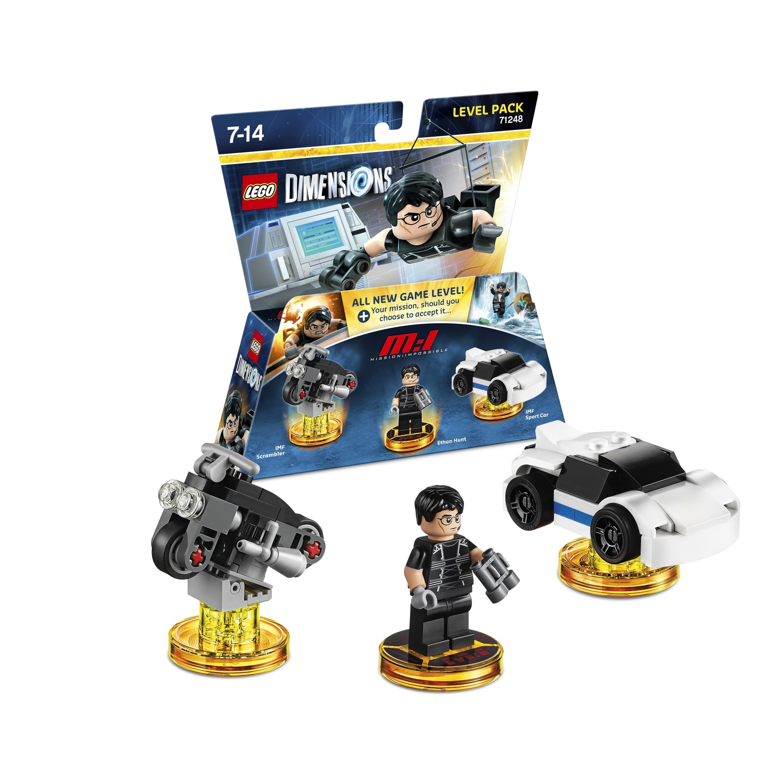 LEGO Dimensions Level Pack - Mission Impossible (All Formats) for  image