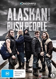 Alaskan Bush People - Season 2 on DVD