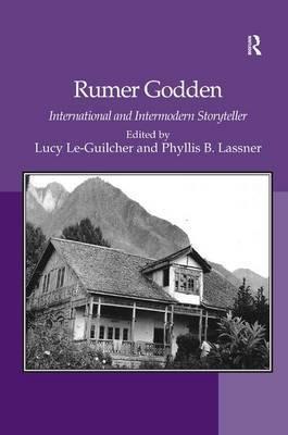 Rumer Godden by Lucy Le-Guilcher