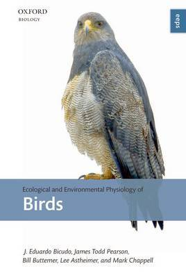 Ecological and Environmental Physiology of Birds by J. Eduardo P.W. Bicudo image